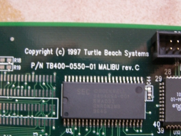 Turtle Beach Malibu Surround 64