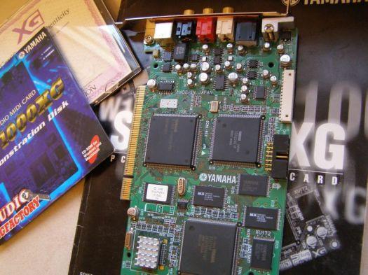 Yamaha SW1000-XG